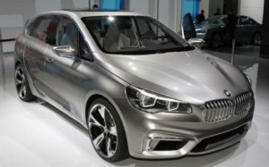 BMW Active Tourer Concept