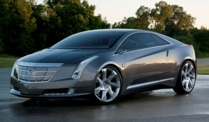 Cadillac ELR: made with the Volt in Detroit