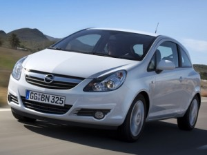 Opel Corsa Ecoflex: now at 88 g/km of CO2