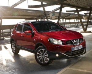 Recall of some Nissan Qashqai and Nissan NV200 by a defect in the direction