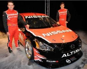 Nissan Altima V8 Supercars