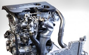 Presentation of the new Opel 1.6l turbo petrol engine