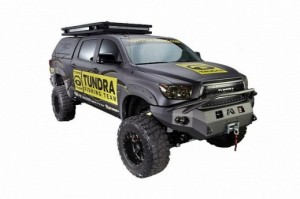 Toyota Tundra Ultimate Fishing