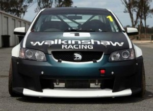 HSV ClubSport R8 Hybrid with Walkinshaw Racing