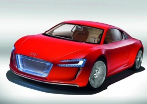 Short-juice for the Audi R8 e-tron?