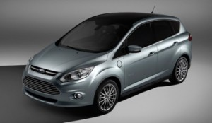 Ford C-Max Energi: almost 1,000 km of autonomy combined