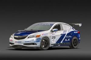 Acura ILX Edurance Racer