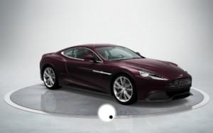Los Angeles 2012: Aston Martin Vanquish