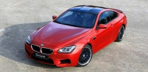G-Power is announced on the BMW M6 Coupe