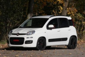 Novitec focuses on the Fiat Panda