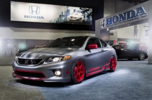 Honda Accord Coupe Grand Touring