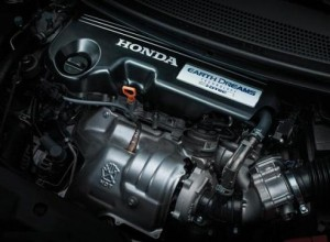 Presentation of the Honda engine 1.6L i-DTEC