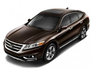 2012 Los Angeles: Honda Crosstour