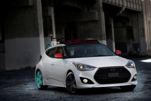 Hyundai Veloster C3 Roll-Top