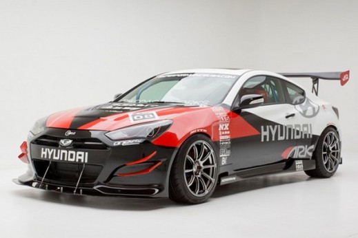 Hyunida Genesis Coupe R-Spec