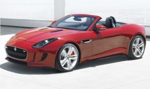 Jaguar F-Type: on the road to success