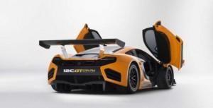 McLaren 12C GT Can-Am