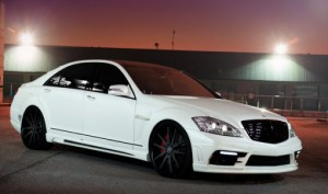 Mercedes S63 AMG by SR Auto