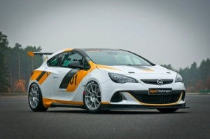 Opel back in motorsport