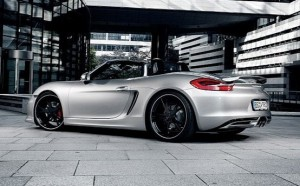 Essen Motor Show 2012: Porsche Boxster and TechArt, the suite