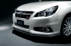 Subaru Legacy 2.5i EyeSight tS