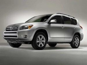 Los Angeles 2012: Toyota Rav4