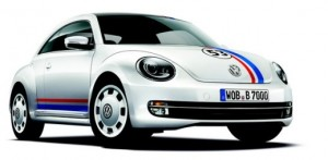 VW Beetle 53 Edition: Herbie is back