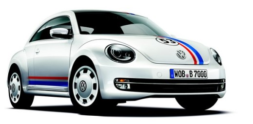 VW Beetle 53 Edition