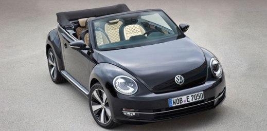 Volkswagen Beetle Exclusive version