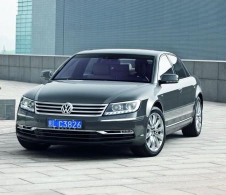 Volkswagen Phaeton Premium