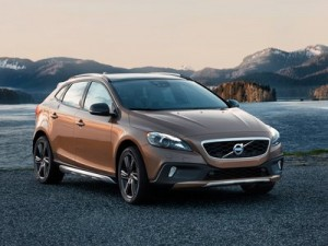 Start of production for the Volvo V40 Cross Country
