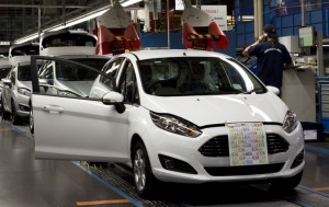 Ford Fiesta: Production launched in Cologne