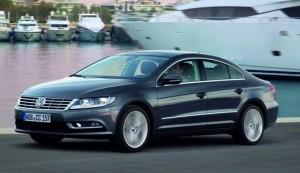 Tiguan, Passat CC: VW replays ranges