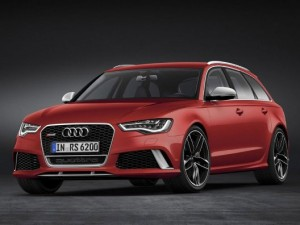 Audi RS6 Avant: V8 and 305 km/h