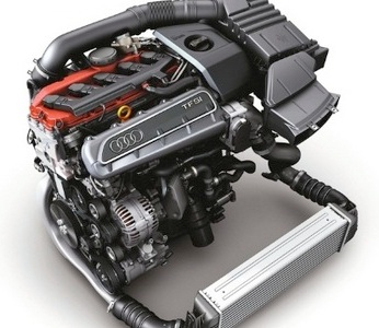 Audi five-cylinder