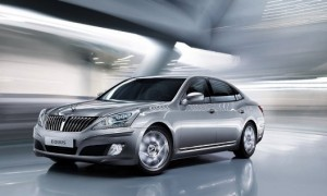 Hyundai Equus: New version officially marketed in Korea