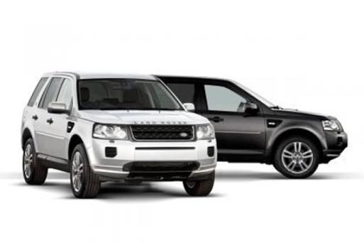 Land Rover Freelander 2 Black & White Edition
