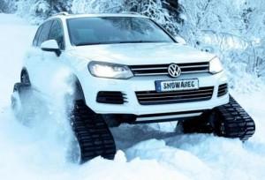 VW Snowareg