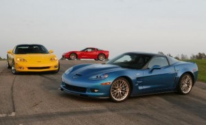 Chevy Corvette – Ultimate Name in American Sports Car