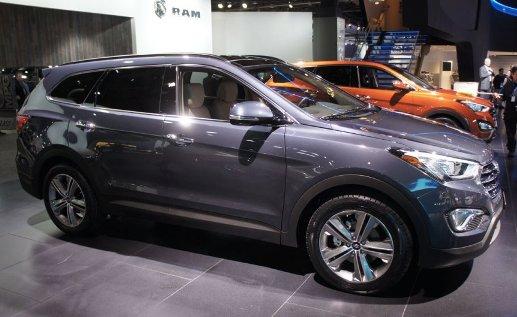 Hyundai SantaFe LWB
