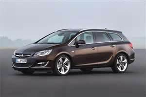 The new Opel Astra