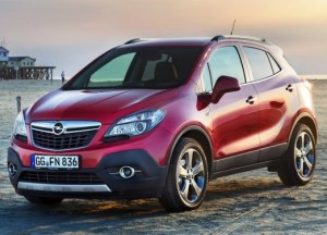 The Opel Mokka still going strong