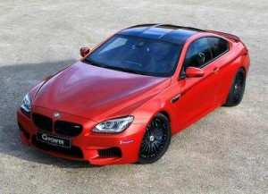 BMW M6 by G-Power: further details