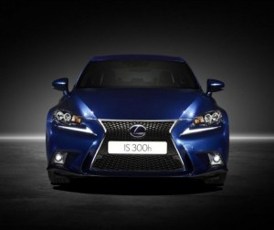 Lexus IS: range and prices