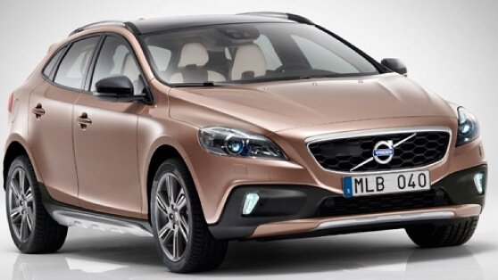 For the new Volvo V40