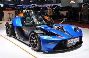 More accreditation in prospect for the KTM X-Bow