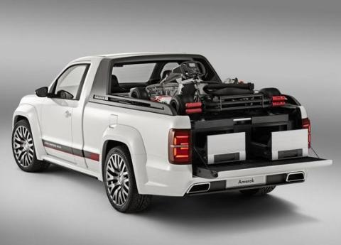 Amarok Power-Pickup
