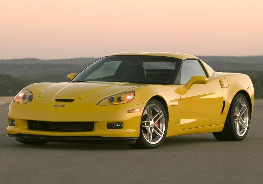 Ford Mustang V6 versus Chevrolet Corvette Z06 – which is the best sports car?