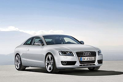 New engine for the Audi A4 and A5