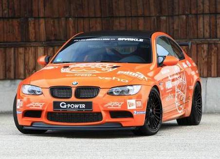 Classic, G-Power releases a terrible BMW M3 GTS